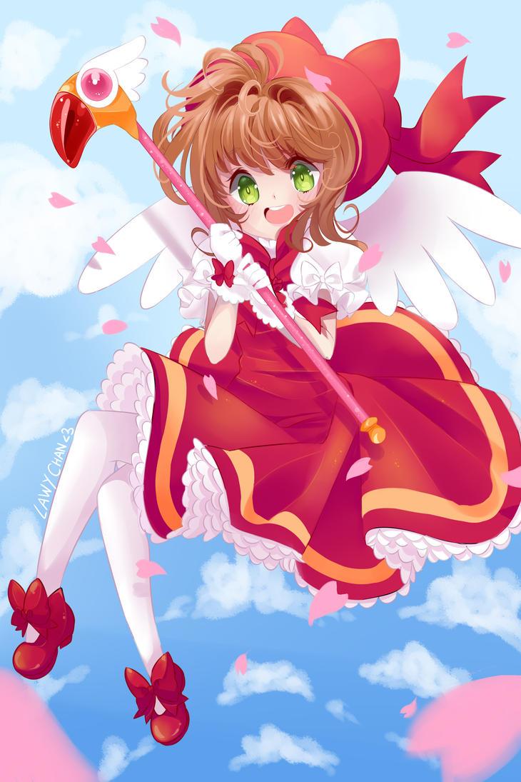 Cardcaptor Sakura by lawy-chan