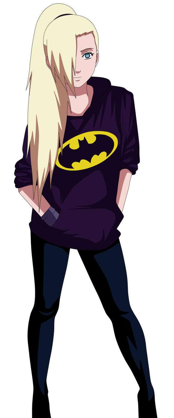 Ino Batman By Kraddy