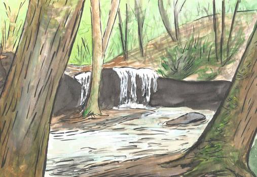 Debord Falls #2