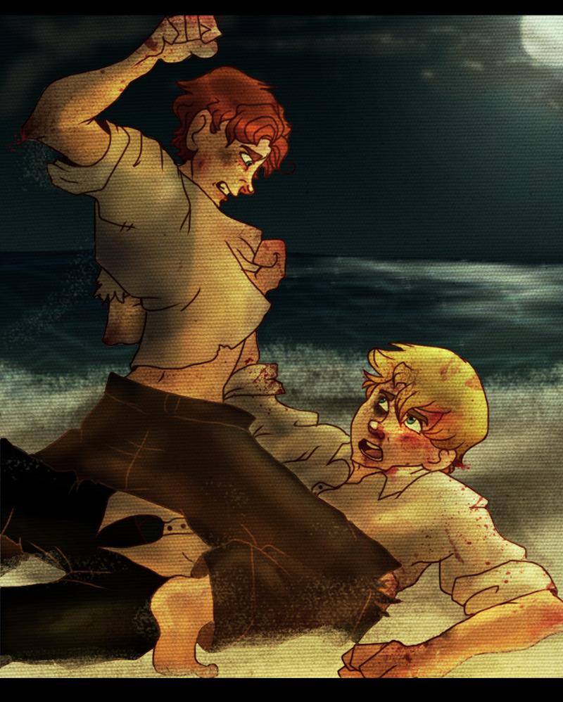 -Dog Fight-