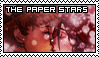 -Paper Stars Stamp- by HennaFaunway