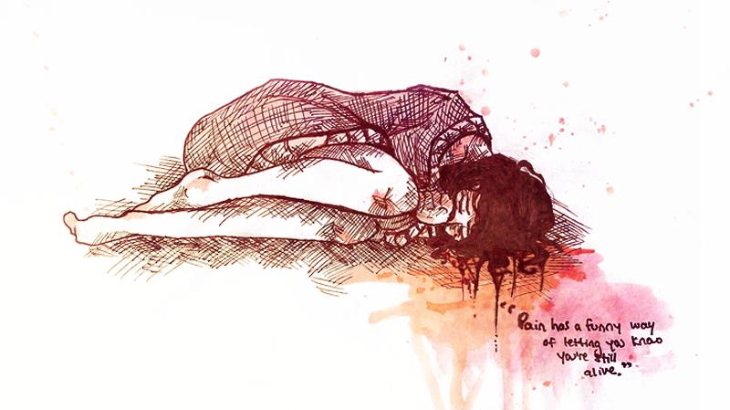 -Pain- by HennaLucas