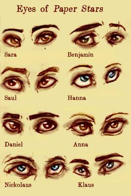 -Eyes of Paper Stars-