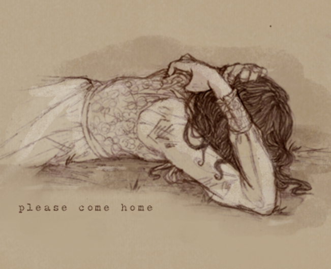 -Please Come Home- by HennaLucas