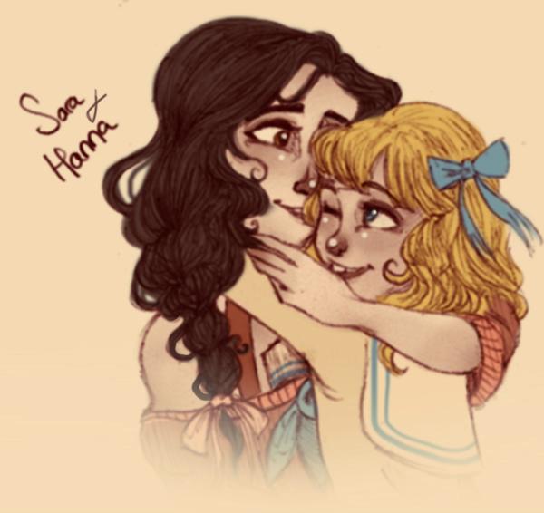 -Sisters- by HennaLucas