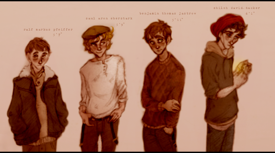 -The Boys- by HennaLucas