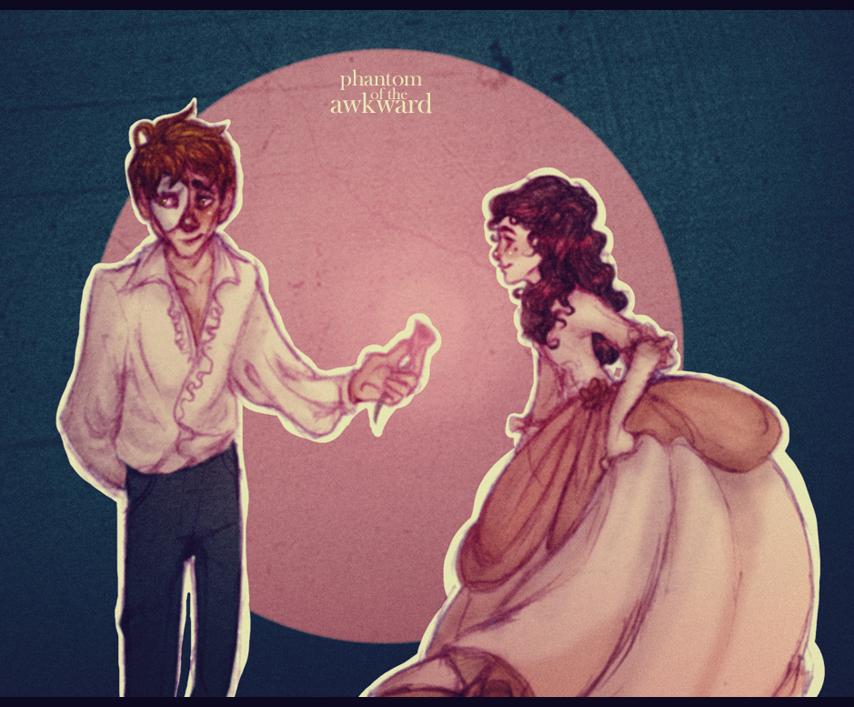 -Phantom of the Awkward- by HennaLucas