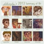 Summary Of Art by HennaFaunway