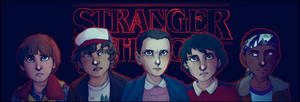 - Stranger Things-