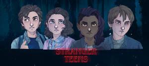 - Stranger Teens -