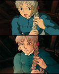 - Howl's Moving Castle Redraw [sophie] -