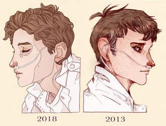 - Five Years - by HennaFaunway