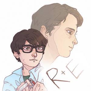 R+E [IT spoilers]