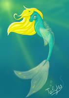 SeaPony by Taiyles