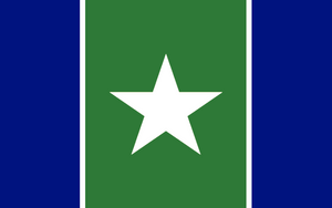 Flag of the North American Union by Mobiyuz
