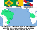Imperial Union of Brazil and Angola