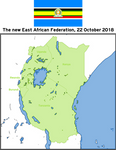 Timeline 31 - Birth of the East African Federation