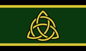 Celtiaid Am Byth - Flag of the Celtic Empire
