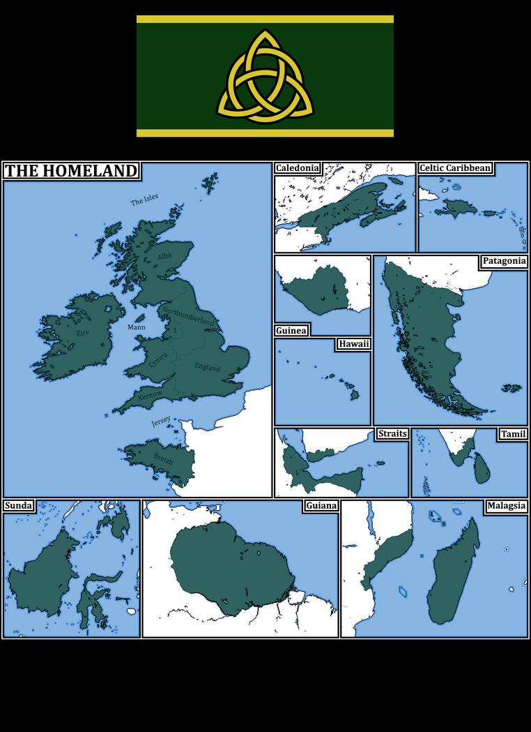 EU4 - The Celtic Empire by Mobiyuz on DeviantArt