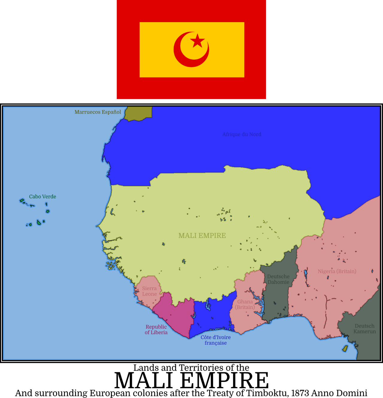 Victoria Ii The Mali Empire By Mobiyuz On Deviantart