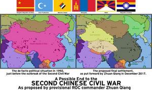 TL31 - The Proposed End of the Chinese Civil War