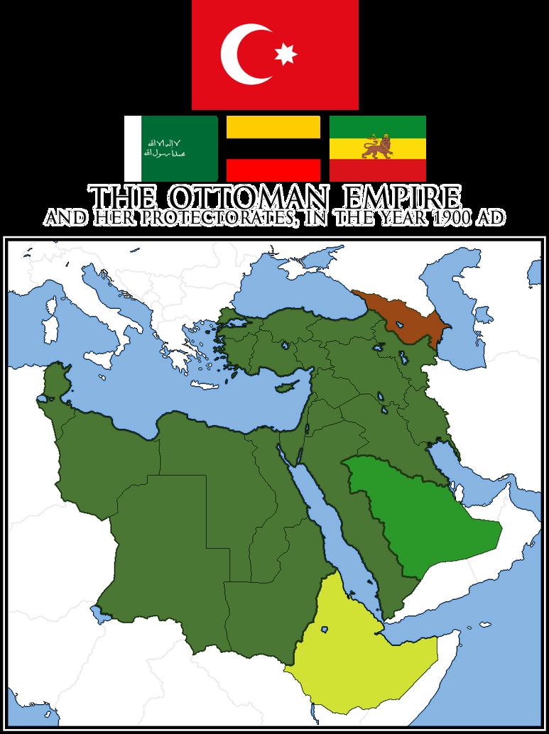 Victoria II - The Ottoman Empire by Mobiyuz on DeviantArt