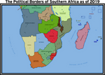 TL31 - Southern Africa