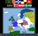 Celtiaid Am Byth - The European Powers
