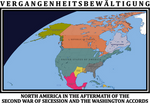 Timeline-191 - North America, 40 Years On