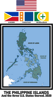 The Philippines as US States