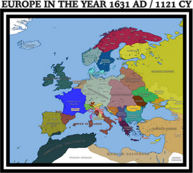 Celtiaid Am Byth - Europe, 1631/1121