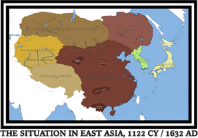 Celtiaid Am Byth - The Situation in East Asia (1)