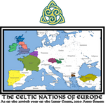 Europe, The Land of the Celts