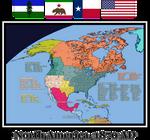 North America, 1870 AD