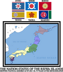 The Nation-States of the Reiwa Islands