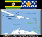 The Former British Caribbean, 1970