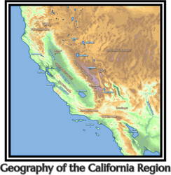 Untitled California Project -Californian Geography