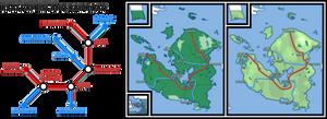 The Klallam Island Railroad