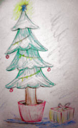 Merry Christmas To all by razorquick