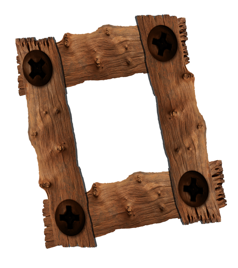 Wood Frame Png : Wood Frame png by TheArtist100 on DeviantArt
