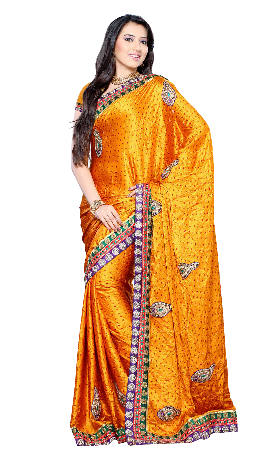 indian saree model png file by theartist100 resources stock images ...
