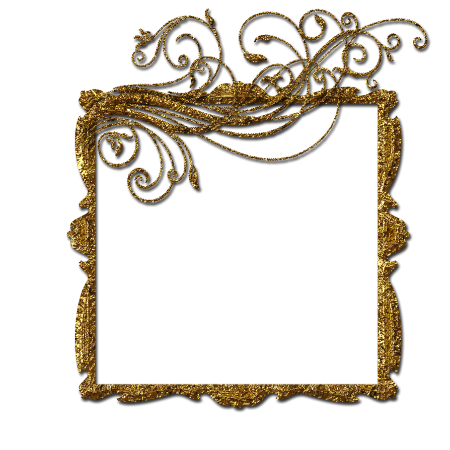 Gold Frame Png Royal By Theartist100 On Deviantart