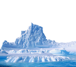 ICE SNOW MOUNTAIN PNG transparent free use
