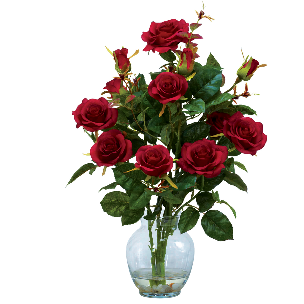 ROSE PLANT WITH MUG ..PNG - TRANSPARENT by TheArtist100 on ...