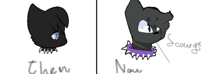 improvement (scourge) by boxcat2412