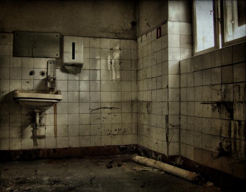 Hospitales psiquiatricos abandonados [Tetrico]