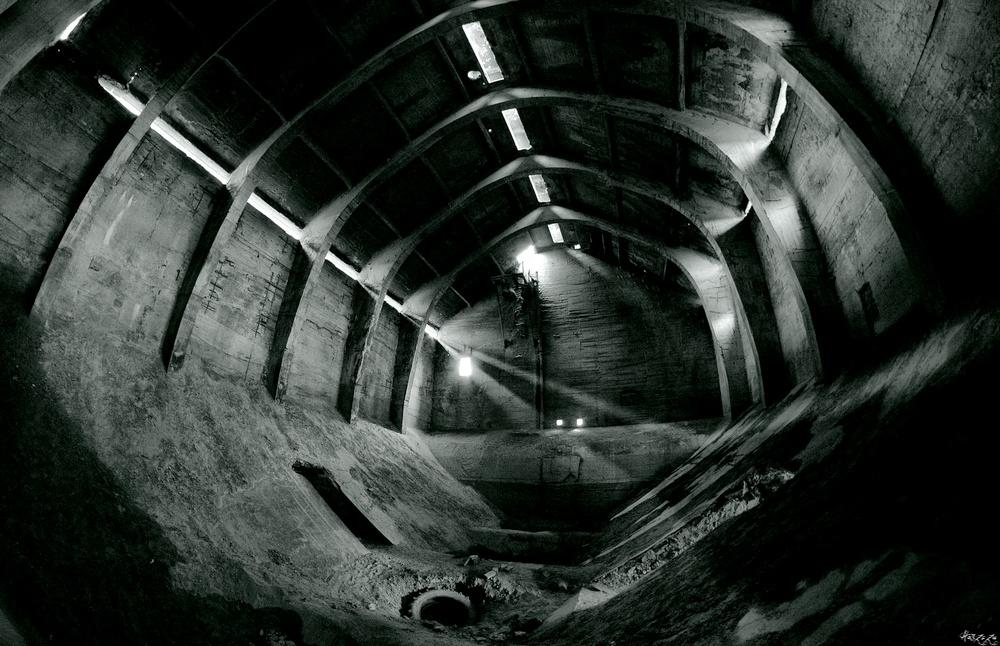 urbex trip III by Haszczu