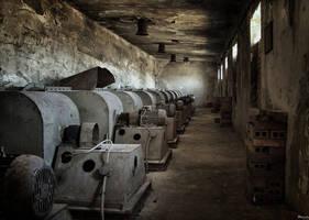 engine room by Haszczu