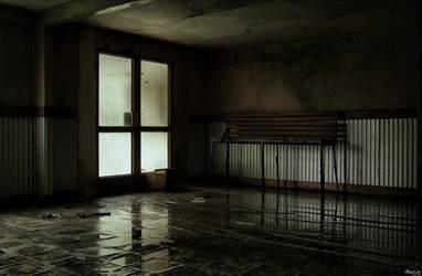 waiting room by Haszczu