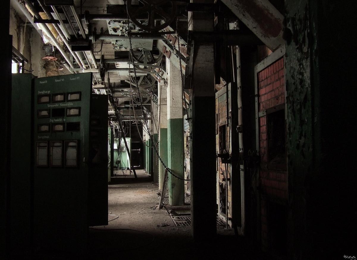 Brikettfabrik by Haszczu